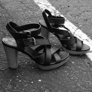 Madwell sandal leather